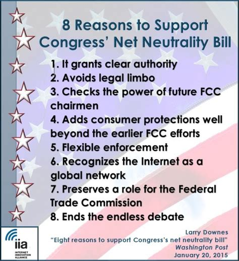 if you support net neutrality you should support congress