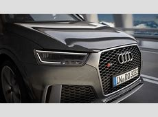 Audi RS Q3 2015 Engine detail YouTube