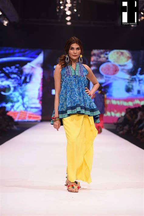 gul ahmed collection  fashion pakistan week  pk vogue