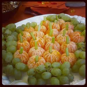 Party Snack Ideas for Fall Festival