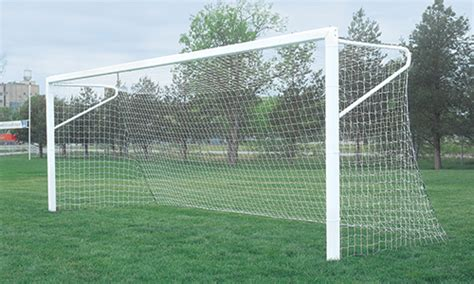 portable  permanent  semi permanent soccer goals