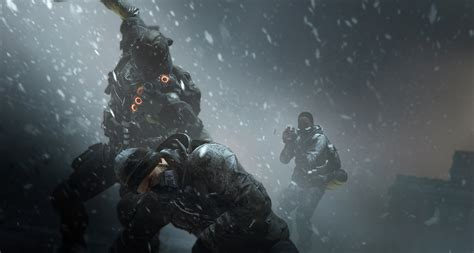 Rainbow Six Siege 4k Wallpaper Factions The Division Zone