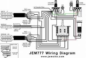 Hsh pickup wiring diagram wiring diagram and schematic for 2 pickup wiring diagram