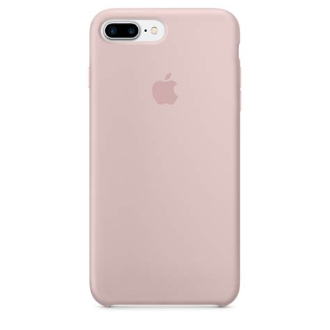 apple iphone cases iphone 7 plus silicone pink sand apple