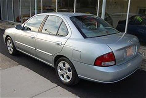 Find Used 2003 Nissan Sentra Gxe Sedan 4door 18l One