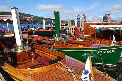 Steam Boat Association by Steam Boat Association Windermere Uk Steam Launch