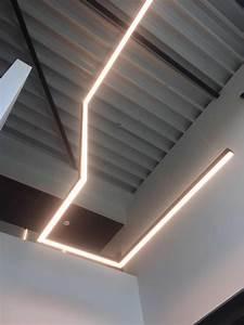 Commercial, Linear, Lighting