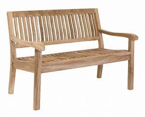 Gartenbank 3 Sitzer : stabile 3 sitzer gartenbank kingsbury in premium teak 150 cm ~ Buech-reservation.com Haus und Dekorationen