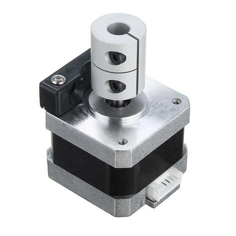 creality   phase   reprap mm stepper motor xxmm flexible rigid shaft coupler