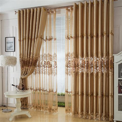 aliexpress buy sheer curtains new for living room