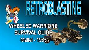 Wheeled Warriors Survival Guide