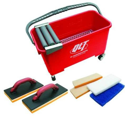 marshalltown deluxe grout cleaning kit dgs91 the home depot
