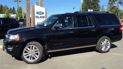 ford expedition platinum  voice activated
