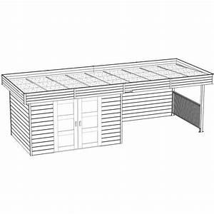 Abri De Jardin Avec Terrasse : terrasse bois abris de jardin diverses ~ Dailycaller-alerts.com Idées de Décoration