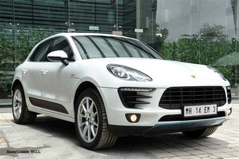 Porsche Launches Much Awaited Compact Suv Macan In India