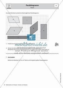Flächeninhalt Berechnen Parallelogramm : stationenlernen zu vierecken eigenschaften fl cheninhalt umfang und beispiele meinunterricht ~ Themetempest.com Abrechnung