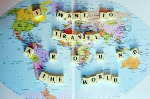 itsloreta i want to travel around the world