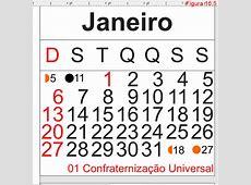 Calendário com Corel Draw X6 Tutorial BABOO