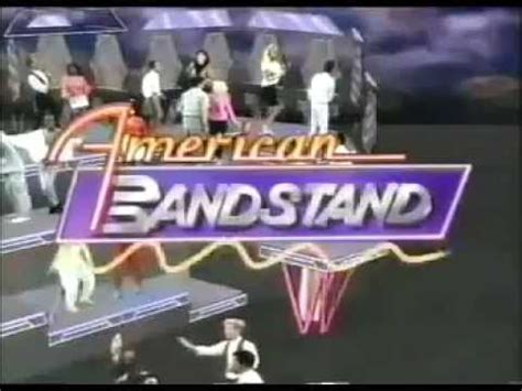 american bandstand show promo  youtube