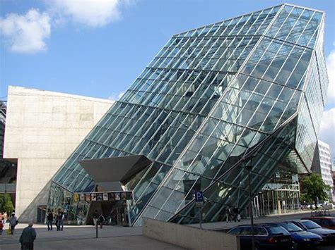 Famous Deconstructivist Architecture