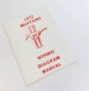 1973 Mustang Mach 1 Wiring Diagram