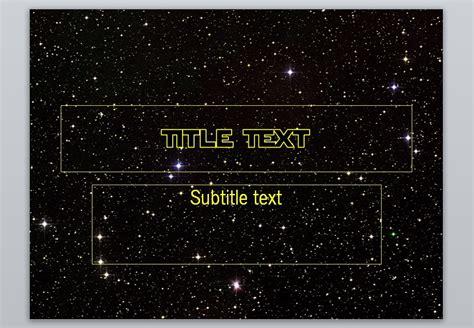 star wars powerpoint template updated  xurodalusovee