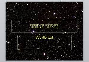 Community Service Log Template Star Wars Powerpoint Template Updated By Xuro2dalusovee
