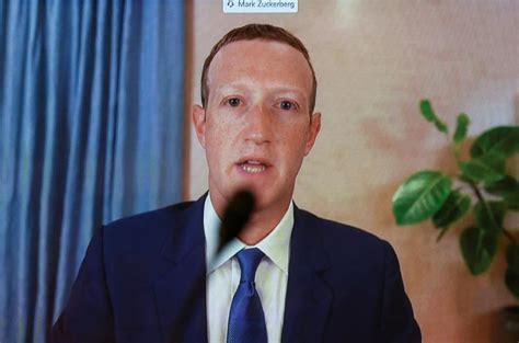 Facebook, Instagram Dump Trump: Mark Zuckerberg Claims ...