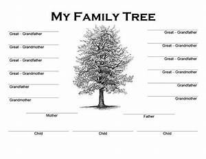 Family Tree Template Google Docs