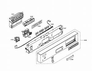 Control Module Diagram  U0026 Parts List For Model 63017303402