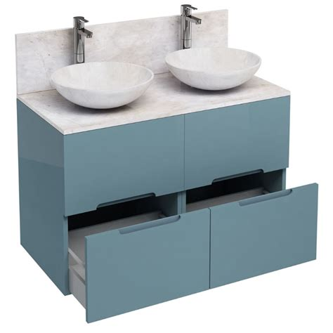 towel designs for the bathroom 1000mm floor standing drawer unit and marble
