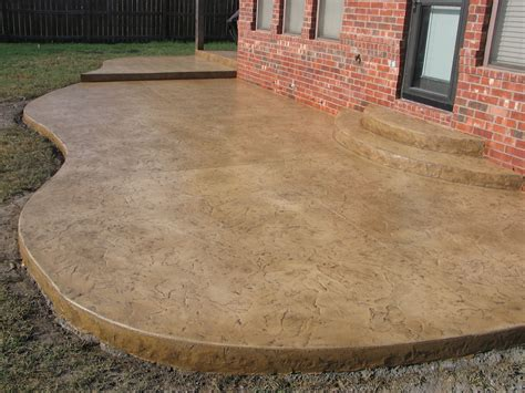 staining concrete patio stain concrete patio pictures big