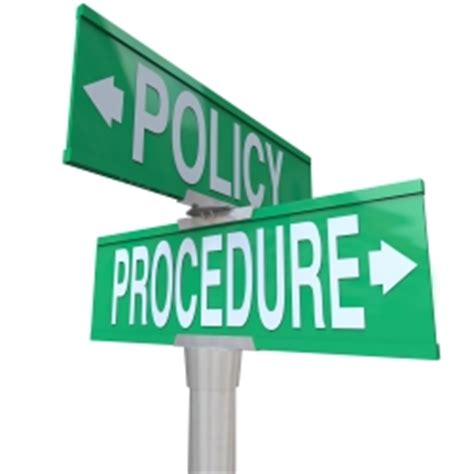 hr policies  procedures manual human resource