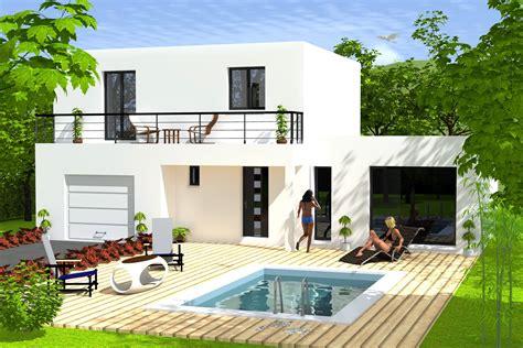 Maison 3d : Permis De Construire