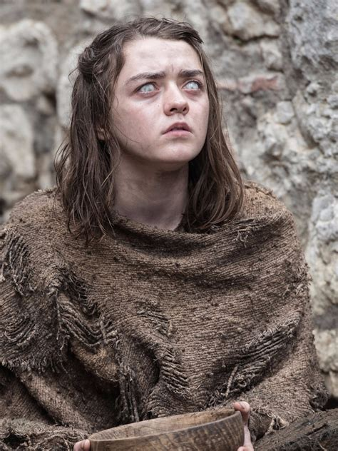 wallpaper arya stark game  thrones season  tv series