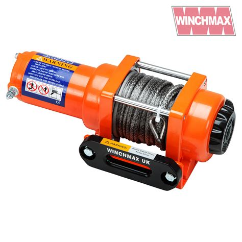Boat Winch With Remote by Electric Winch 12v Atv Boat Trailer 3000 Lb Winchmax