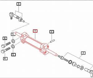 Front Axle  U0026 Steering Parts For 4530 Mahindra Tractor