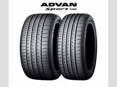 Passenger Car Summer Tyres Car Tyres Tyres Yokohama