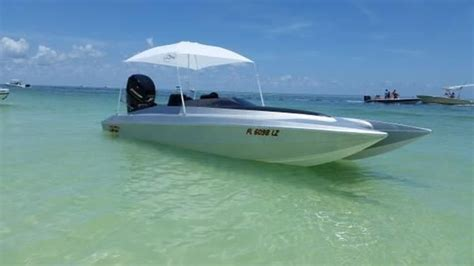 Mail Boat Shipping Fort Lauderdale by 2002 Xtreme Racing Catamaran 21 Ss Power Boat For Sale