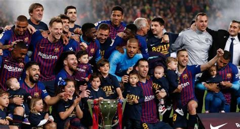 Five players that helped FC Barcelona clinch another La ...