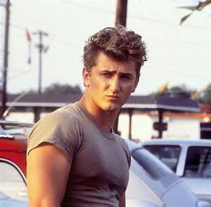 Young Sean Penn, c. 1986 : OldSchoolCool