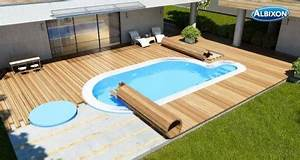 agreable prix pose dallage exterieur 3 dalle de piscine With prix pose dallage exterieur