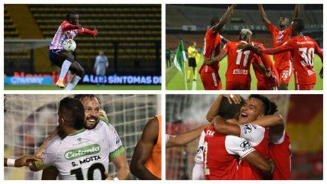 Liga Betplay 2020 Semifinales De La Liga Betplay Dimayor
