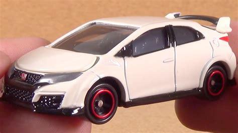 Tomica 76 Honda Civic Type R Diecast Car Toy Unboxing
