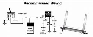 Help Wire Up 860 Bottle Heater  Relay Related