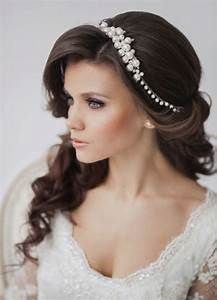 Wedding Hairstyle Ideas For Long Hair Tulle Chantilly