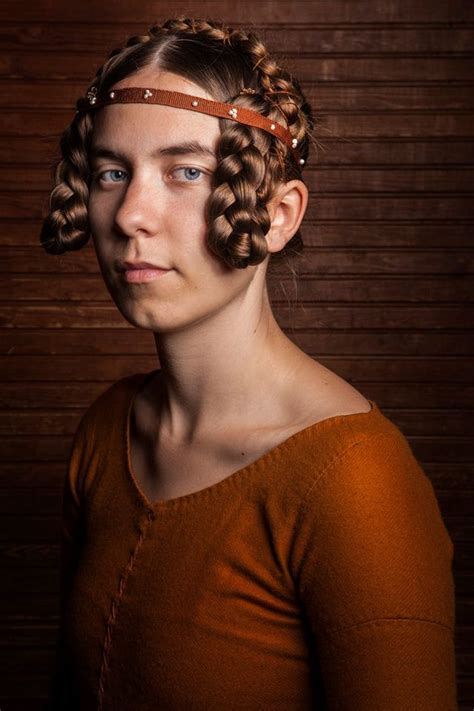 97 best hair images on pinterest 14th century medieval