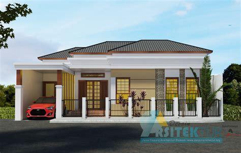 desain rumah mewah elegan  lantai arcadia desain