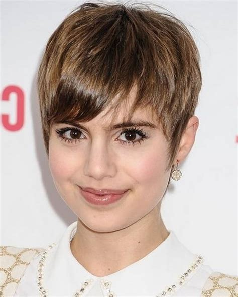 pixie hairstyles   face  thin hair  page