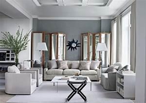 Graue Wandfarbe Wohnzimmer : die besten 25 graue wohnzimmer ideen auf pinterest ~ Markanthonyermac.com Haus und Dekorationen